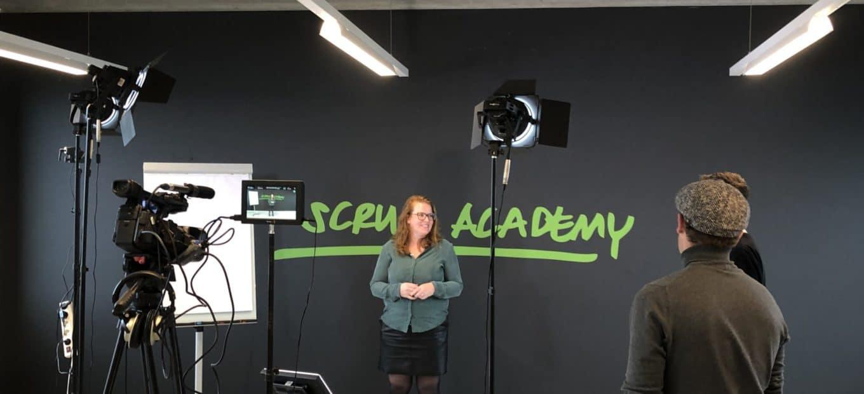 online agile scrum training