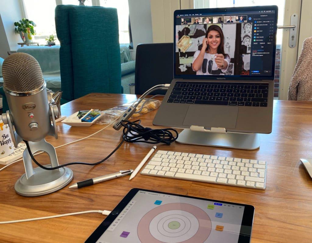 online agile coach training in virtual classroom