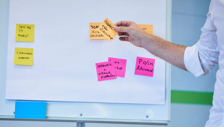 Scrum en Agile werken