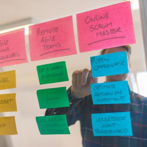 Wat betekent Agile werken