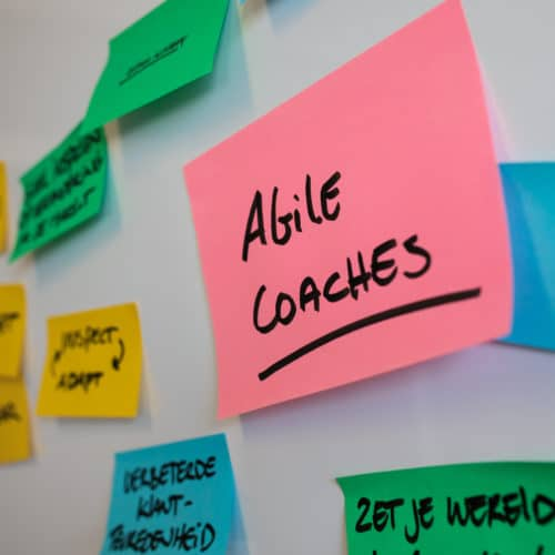 agile coach leerlijn